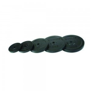 GOMA Rubber Weight Plates 包膠舉重鈴片 (pcs) NT-BRP