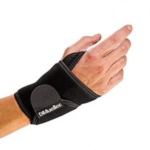Mueller Wrist Support Wrap (pcs) 4505