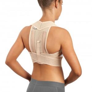 Orliman Breathable Reinforced Upper Back Support 透氣姿勢矯正帶 (pcs) ET-220