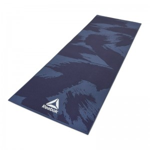 Reebok Brush Strokes Yoga Mat 雙面瑜伽墊 (pcs) FIT278