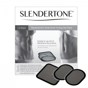 Slendertone Ab Toning Belt Gel Pads 微電塑身補充Gel貼 (pack) TN807