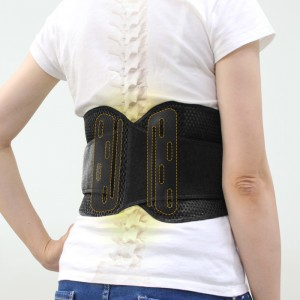 Bodyvine PowerWrap Adjustable Back Support 透氣調整型護腰帶 (pcs) SP-16100