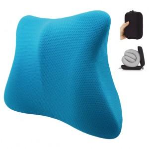 EASYNAP Pocket Lower Back Support Cushion Vital 便攜記憶海綿腰墊連拉鏈包 (pcs) enap-00002