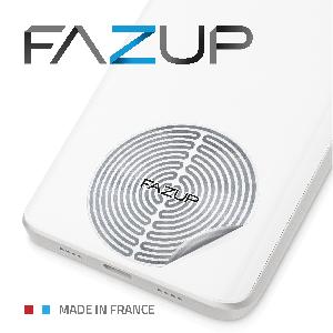 FAZUP pacth 法國手機抗輻射貼片 (set of 2) FAZU-00001