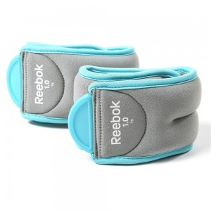 Reebok 1kg Ankle Weights 腳腕沙袋 (pair) FIT205