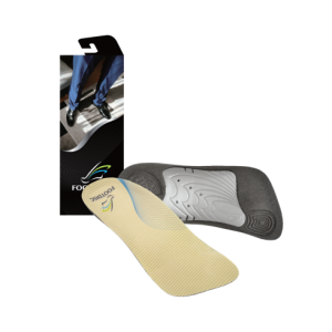 FOOTDISC Office Slim Fit Insoles 男仕半墊 (pair) MDS