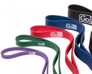 GoFit Super Bands 特強拉力圈 (pcs) GF-PSB