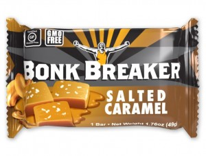 Bonk Breaker Premium Performance Bar - Salted Caramel (49g) 040232220289 (Pre-order item)