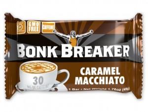 Bonk Breaker Premium Performance Bar - Caramel Macchiato (49g) 040232414367