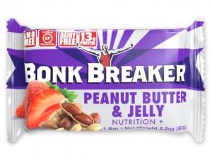 Bonk Breaker Based Protein Bar - Peanut Butter & Jelly (62g) 793573886194