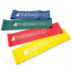 Thera-Band Exercise Band Loop 彈性練力圈 (pcs) HYGE-00226 HYGE-00229 HYGE-00232 HYGE-00235