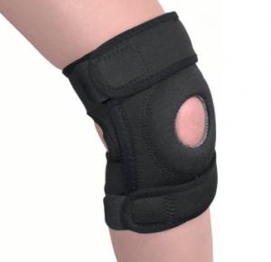 Relive Adjustable Short Knee Brace with Splints 納米竹炭調整型彈性短護膝 (pcs) RELV-00328