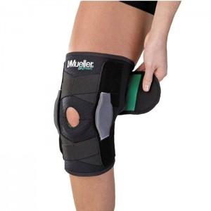Mueller® Green Adjustable Hinged Knee Brace (pcs) 86455ML