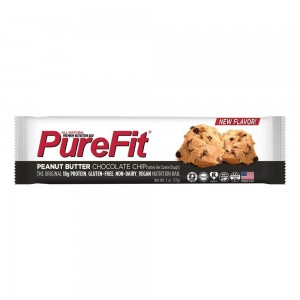 PureFit Nutrition Bar - Peanut Butter Chocolate Chip (57g) 812787011007 (Pre-order item)