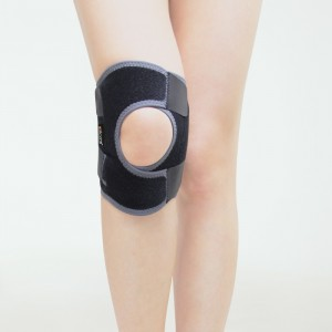Bodyvine Power-Wrap Silicone Knee Stabilizer(Adjustable) 調整型護膝-強力包覆 (pcs) SP-15100