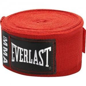 Everlast 100 inches MMA Hand Wrap 綜合格鬥扎手帶 (pair) Life017 Life071/4453R 4453B