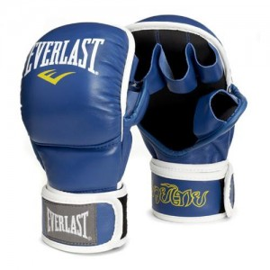 Everlast Muay Thai Striking Pro Gloves 泰拳搏擊真皮拳套 (pair) Life059 Life060/8030107
