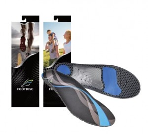 FOOTDISC Proactive Insoles 全效型鞋墊 (pair) PTV