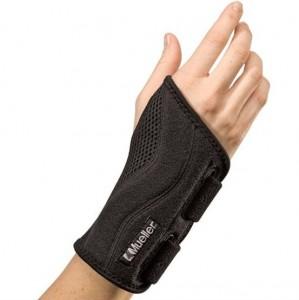 Mueller® Green Fitted Wrist Brace (pcs) 86271ML ~ 86274ML