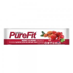 PureFit Nutrition Bar - Berry Almond Crunch (57g) 812787007000 (Pre-order item)