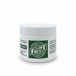 Foot Sense All Natural Skin Therapy Cream 腳部龜裂修護膏 (56g) 00855328008012
