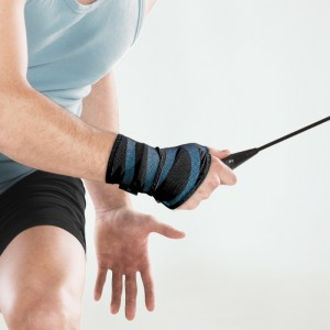 Bodyvine Power-Band Triple-Compression Wrist Stabilizer-Plus 超肌感貼紮護腕-強效加壓 (pcs) CT-81102 CT-81103