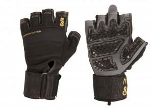 GoFit Men's Diamond-Tac Wrist Wrap Training Gloves 男裝包腕式訓練手套 (pair) GF-DTACW
