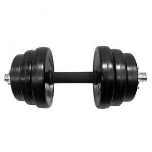 GOMA Rubber Coated Dumbbell 包膠槓鈴 (pcs) G9410B G9415B