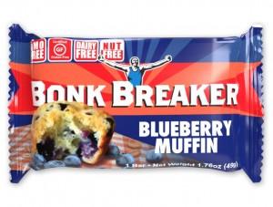 Bonk Breaker Premium Performance Bar - Blueberry Muffin (49g) 793573043375