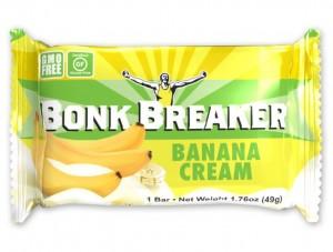 Bonk Breaker Premium Performance Bar - Banana Cream (49g) 040232414343 (Pre-order item)