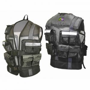 GoFit Pro Weighted Vest 專業負重背心 (pcs) GF-PV20 GF-PV40