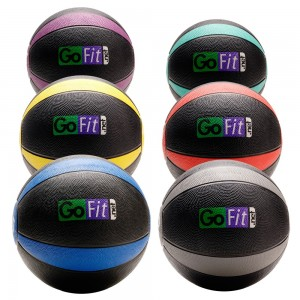 GoFit Medicine Ball 藥球 (pcs) GF-MB