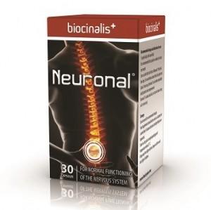 Biocinalis+ Neuronal 快安樞 (30 Capsules) BLIS-00001